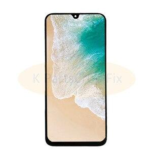 Image 5 - Super AMOLED Per Samsung A40 LCD A405 LCD A40 Display a cristalli liquidi Per Samsung A40 A405 LCD touch Screen Digitizer Assembly di ricambio