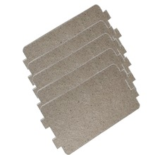 Earth Star Electric Microwave Oven Repalcement Parts Mica Sheet Plates 4.2 x 2.5 (10.7cm 6.4cm)