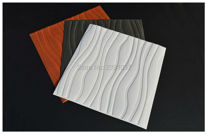 New PE Foam 3D 3d wall panels Flexiable Brick 10pcs 60 60cm 3d wall panel decorative wall panel