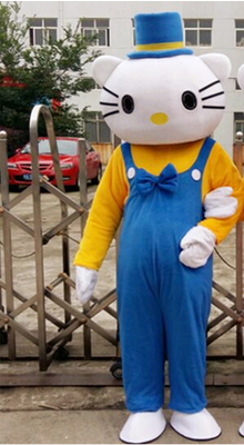 Hello Kitty mascot costume   adult  fancy dress