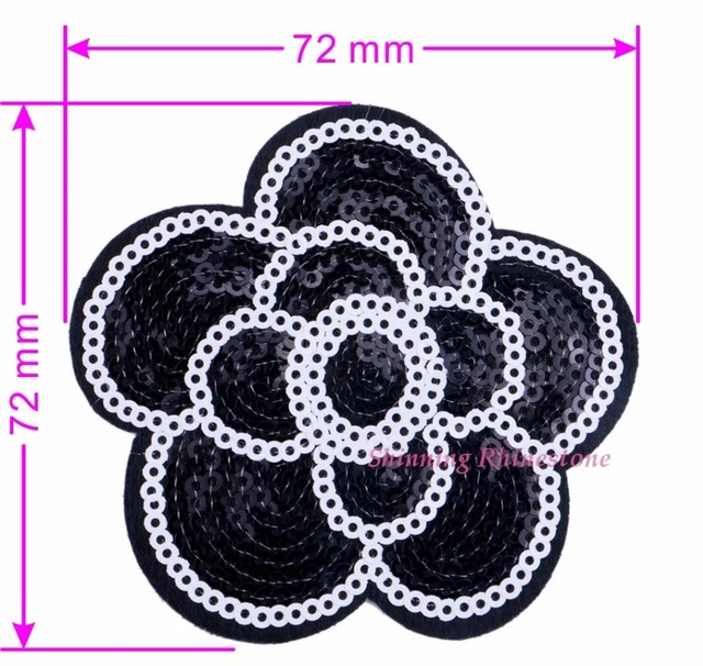 Embroidery Multi Design Iron On Patches