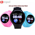 Android Touch Screen Smart Watch Super GPS WIFI LBS AGPS Tracking Children Elderly T88 SmartWatch SOS Passometer Watch For Ios
