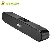 Mini Speaker Bluetooth 5.0 Soundbar Portable Subwoofer PC Wireless Speakers Sound bar USB AUX Home Theater Computer Speaker TV