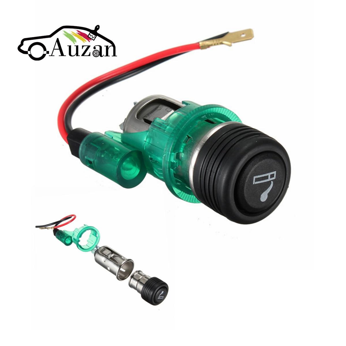 Azul Universal Para Encendedor Plug /& Socket Para Vw Passat Scirocco Jetta Polo
