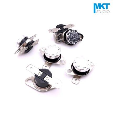 KSD301 10 pcs Temperature Switch Control Sensor Thermal Thermostat 85°C N.C