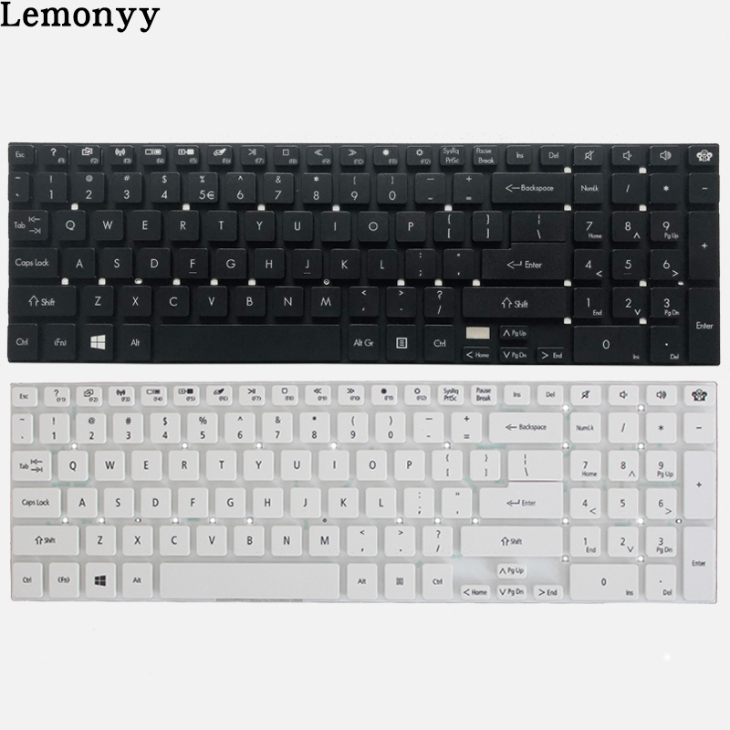 English Keyboard For Packard Bell Easynote P7YS0 P5WS0 TS13SB TS44HR TS44SB TSX66HR TSX62HR TV11CM Q5WS1 US Laptop Keyboard