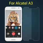 For alcatel A3 5046Y 5046D Tempered Glass Screen Protector Guard Film for alcatel A7 5090Y for alcatel U5 5044D Glass Film