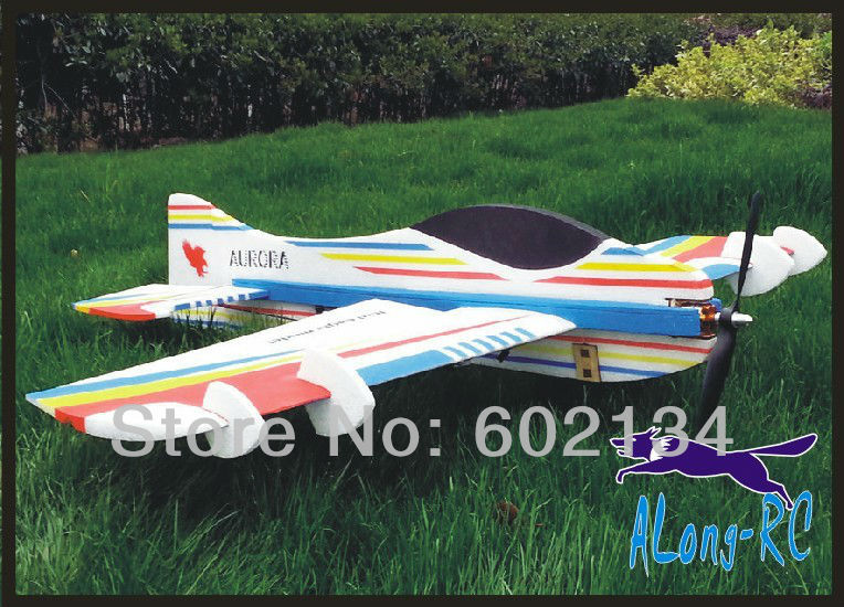 EPP PLANE/ RC 3D airplane/RC MODEL HOBBY TOYS/-wingspan 1000mm AURORA 3D plane(kit) цена