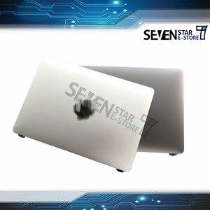 "Image 3 - ของแท้ใหม่สีเทาเงินสี A1707 จอแสดงผล LCD 2016 2017 สำหรับ MacBook Pro Retina 15 ""A1707 หน้าจอ LCD complete ASSEMBLY"