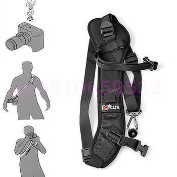 10pcs  F-1 Quick Carry Speed Sling soft Shoulder Sling Belt Neck Strap For DSLR Camera DSLR D3100 D7000 D810 D800 5D3 5D2 60D