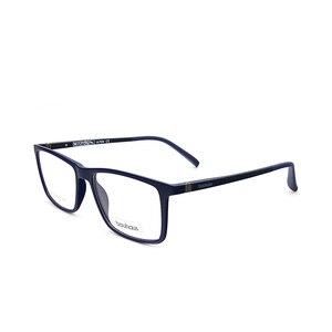 Image 3 - Bauhaus Polarized Sunglasses Men  5 In 1 Magnetic Clip On Glasses ULTEM Optical Prescription Eyewear Frames Eyeglass