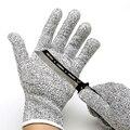 Высокоэффективные 5-уровневые защитные перчатки с защитой от резки Новые защитные перчатки Kitchenn безопасные рабочие перчатки для пищевых пр...