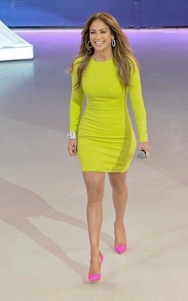 Free Shipping Yellow Long Sleeve Bodycon Bandage Dress