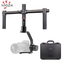 MOZA Hava DSLR 3 eksenli gimbal sabitleyici video kamera 3-eksen Gimbal Canon Nikon Panasonic için GH4/GH3 BMPCC