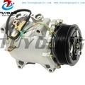 HS110 автоматический компрессор переменного тока для Acura TSX 2.4L 38810RBBA01 58886 6512348 255595 275754 CO 10849T