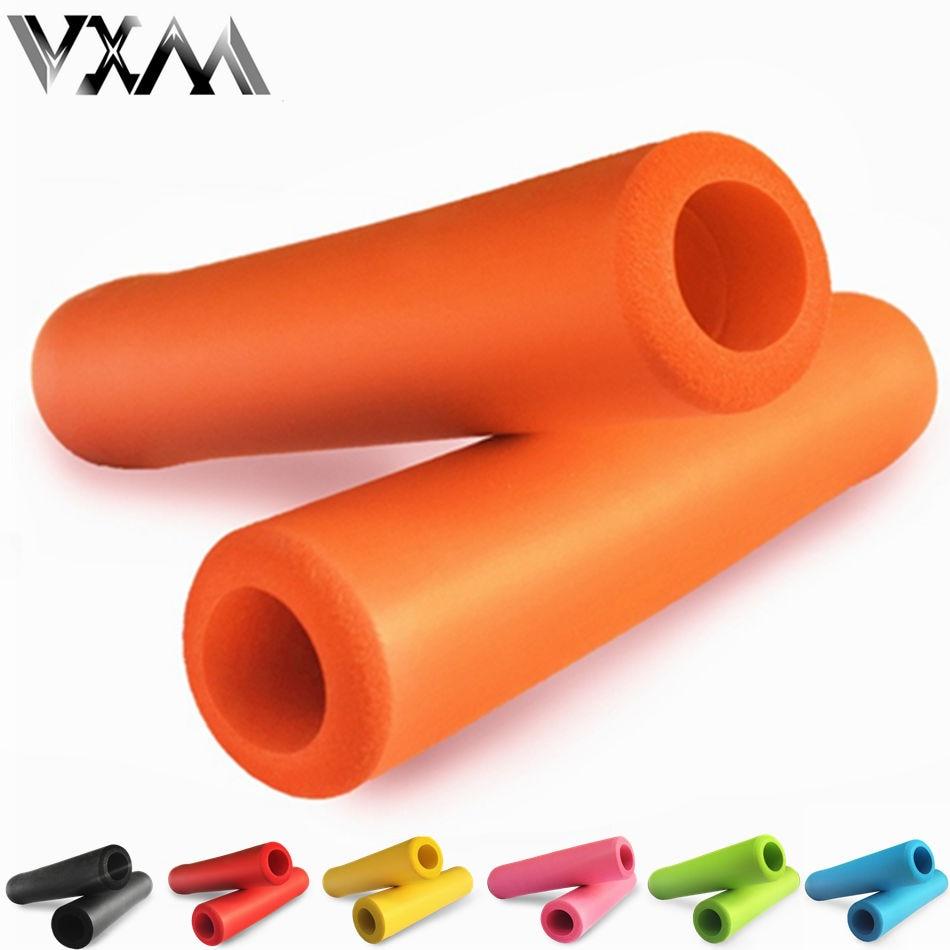 Bike Grips UltraLight Silicone Material Handlebar Grips High Density MTB Bicycle Handlebar Anti-slip Cycling Grips Bicycle Parts