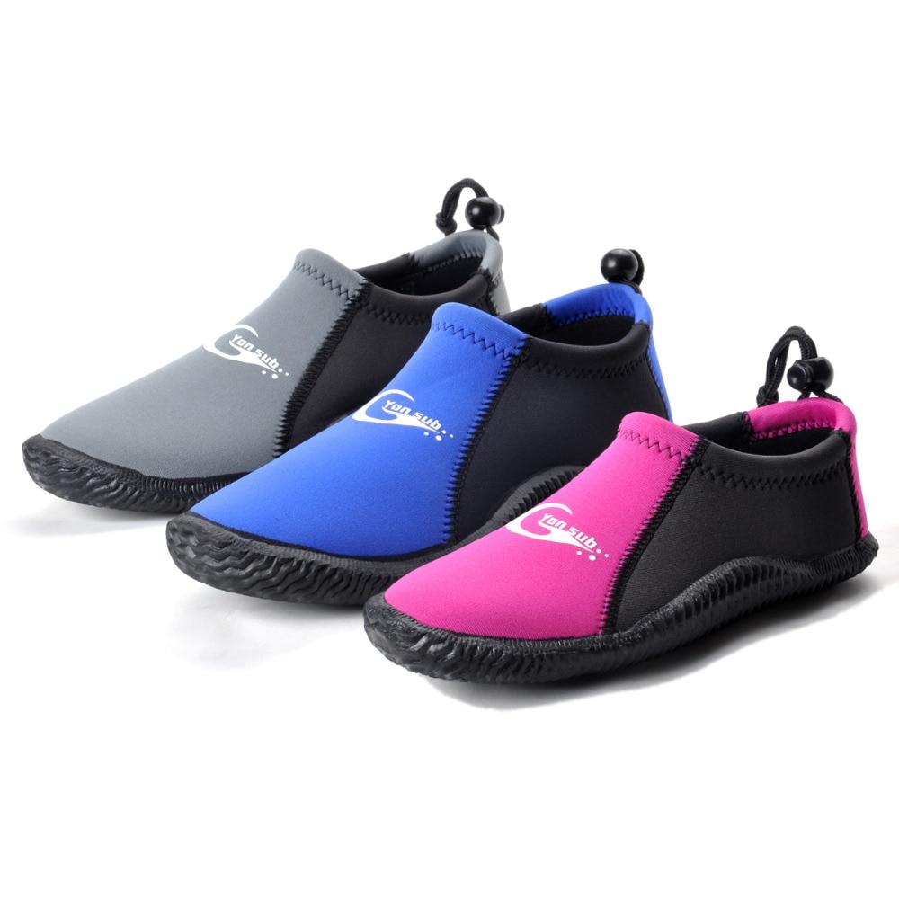 Men Women Mm Neoprene Diving Winter Swimming Shoes Beach Quick Drying Anti Slippery Wading Shoes For Diving Swimming Fishing In Upstream Shoes From Sports