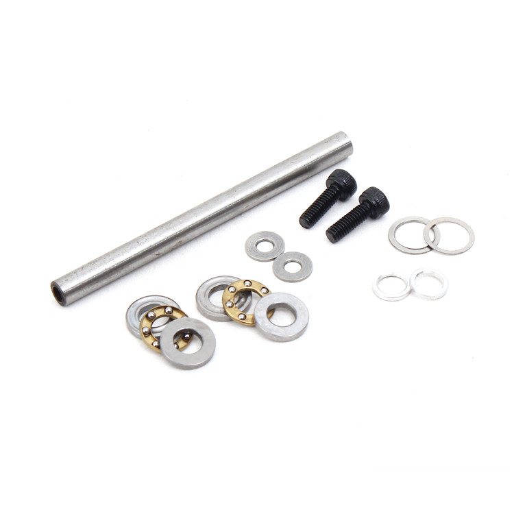 ALZRC - Devil 450 Helicopter Parts 450 SDC/DFC Spindle Shafts Upgrade Kit D45F08A велотренажер dfc pt 02mb