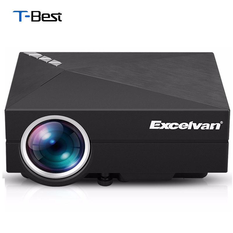Buy excelvan upgrade version gm60a built for Mini lcd projector