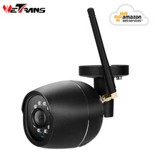 Wetrans IP Camera Wi-fi CCTV Outdoor Home Security 720P HD Wireless Camera Surveillance IP Cam Audio Color Night Vision Alarm