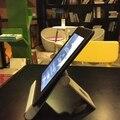Universal de aluminio de lujo de metal tableta del teléfono móvil de escritorio del sostenedor del soporte para iphone xiao mi, htc, lg, para samsung smartphone tablets