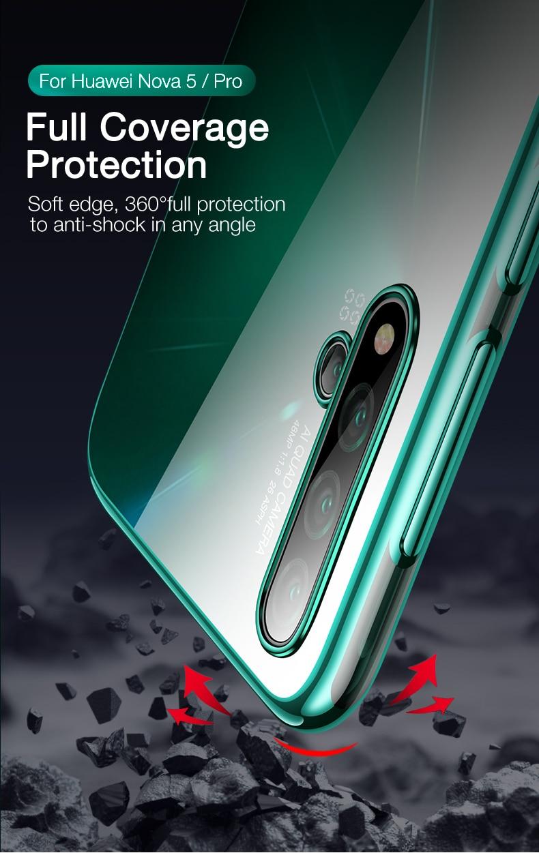 luxury case for huawei nova 5 pro case (8)
