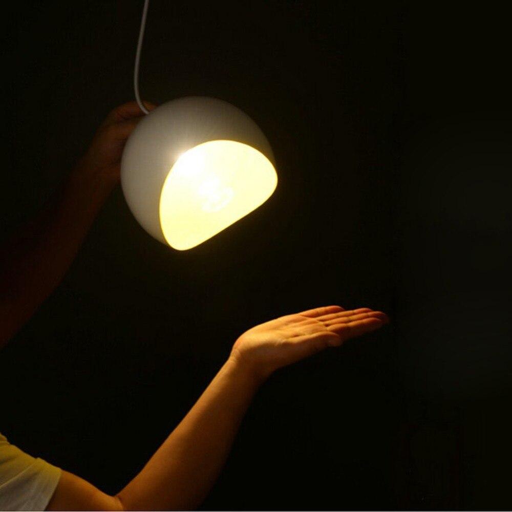 D20cm Simple Fashion Cafe Showcase Aluminum Droplight Moon Semicircular Eggshell Pendant Light For Restaurant Cafe Bar Home simple cm 379