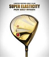 PGM гольф клуб гольф клуб Высокая баллистических крутящий момент titanium сплава № 1