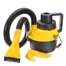 High Quality Portable 12V 90W Wet & Dry Car Vacuum Cleaner Vehicle Auto Home Mini Handheld Cleaner for Car Camping Boat цена 2017