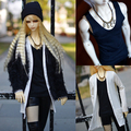 1/3 1/4 scale BJD clothes coat+pants+vest+hat set doll accessories for BJD/SD EID.Not included doll,shoes and other accessories
