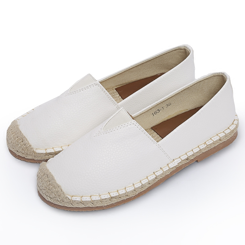 2015 New Autumn Women Casual Shoes Flats Shoes Fashion Breathable White Women Loafers Slip On Hot Fisherman Shoes Driving Shoes hot 2017 new fashion womens weave shoes spring summer mixed color breathable casual shoes flats slip on loafers tenis feminino