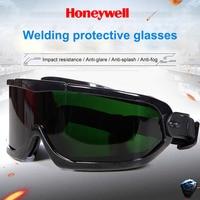 Honeywell сварочные очки Argon Arc сварщики защитные очки страхование труда Антибликовые Защитные Очки