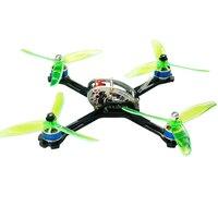 LDARC 200GT PNP 200 мм FPV Racing Drone ж/F4 Полет контроллер + OSD Камера без RX Quadcopter RC гонщик Drone