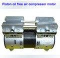 AC 220 V/110 V Compressor de ar Sem Óleo do motor, suprimento de ar de aquário, fornecimento de ar do gerador de ozônio