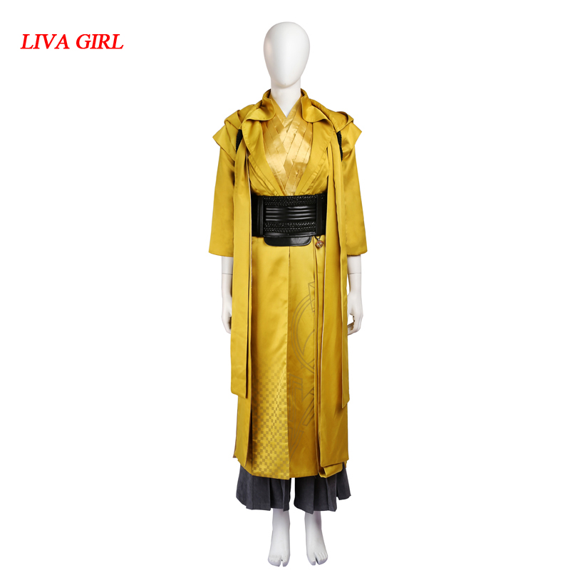 Doctor Strange Ancient One cosplay costume superhero costume Doctor Strange cosplay costumes custom made Marvel Movie costume
