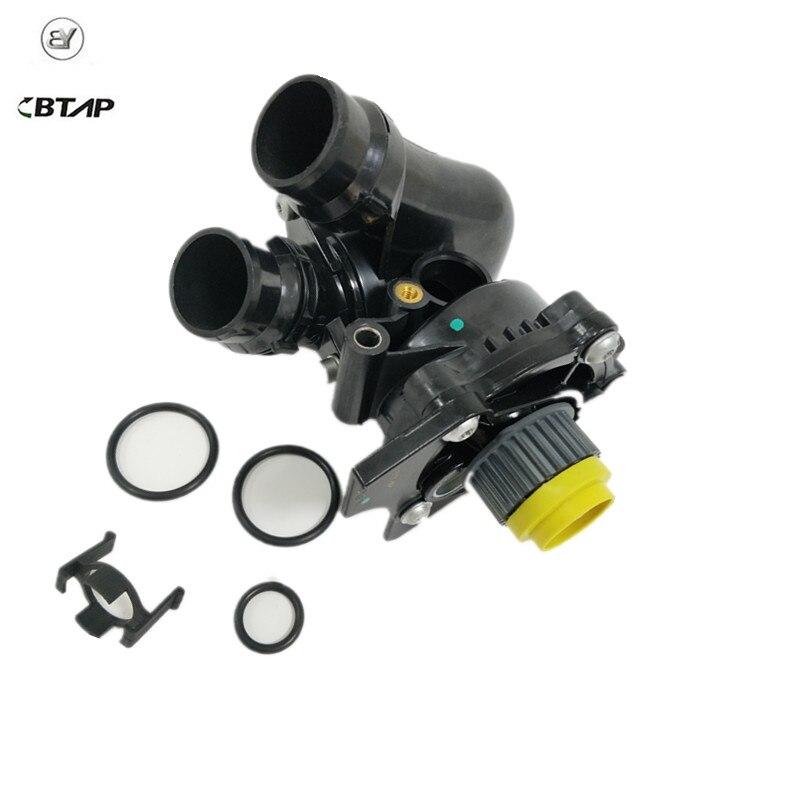 BTAP Engine Water Pump Assembly For VW Passat Jetta GLI Golf GTI MK6 EOS Tiguan AUDI 2.0T 06H121026B 06H 121 026 B/F 06H121026 mutoh vj 1604w rj 900c water based pump capping assembly solvent printers