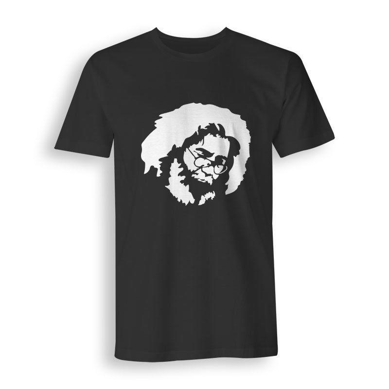 Jerry Garcia singer Era 60s Mens Size S-3XL Tees Black T-shirts