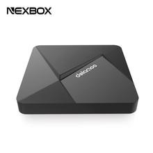 D'origine NEXBOX DOLAMEE D5 Android TV Boîte Set-top Box IPTV Kodi Media Player Rockchip RK3229 Quad Core 4 K HD TV BOÎTE