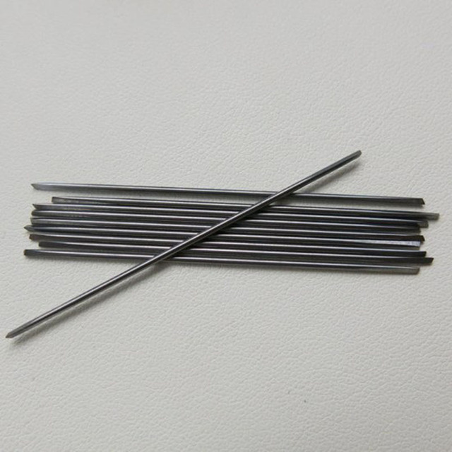 Drill bits for Pearl Drill, Double sided Tungsten-Steel Needle for Pearl Holing