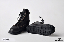 1/6 Scale Male Shoes Boots Combat FS01D Hollow F 12''Action Figure Model Toys