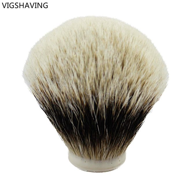 30/72MM Big Size New arrvial Finest Two Band Badger Hair Shaving Brush Knots