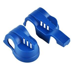 Image 3 - Защитная крышка для обуви NICECNC WP Fork, для Husqvarna FE, TE, TC, FX, TX 125 250 300 350 450 501 400 2016 2017 2018 2019 2020