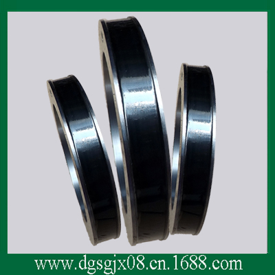 high wear-resistant steel ring with  wire drawing tungsten carbide steel ring with wire drawing application