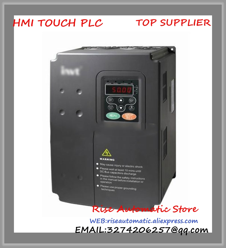 Input CHF100A-0R7G-4 INVT Inverter VFD frequency AC drive new 3 phase 380V 0.75KW 3.4A teco drive inverter n310 4008 s3x 7 5hp 5500w 3 phase 380v 480v hot selling