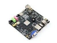 Free Shipping Cubieboard 4 CC A80 Octa Core DDR3 2GB 8GB EMMC Flash High Performance Mini