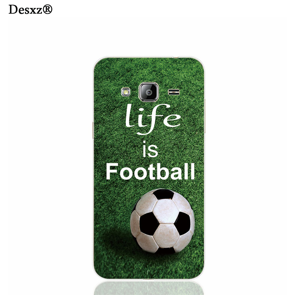 00841 football is life cell phone case cover for Samsung Galaxy J1 J2 J3 J5 J7 MINI ACE  ...
