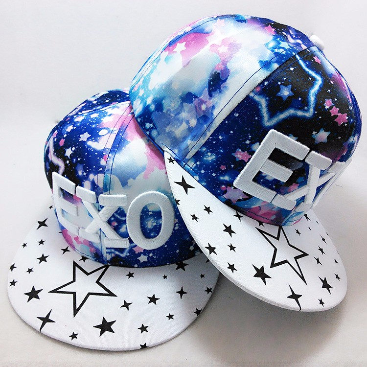 Aliexpress.com   Buy Wholesale Snapback Hats EXO Bboy Letter 41b7bf132a3