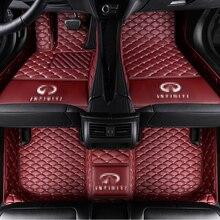 Автомобильные фары ближнего света на заказ коврики для Infiniti G25 G35 G25 G35 M25 M35 Q60 Q70 Q70 QX50 EX25 EX35 FX35 FX37 QX70 QX56 QX80 JX35
