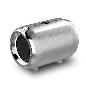 Image 1 - 新しい S518 音楽ミニサブウーファープラグインカードワイヤレス bluetooth スピーカーラジオ機能音楽プレーヤーブームボックスサウンドシステム wi