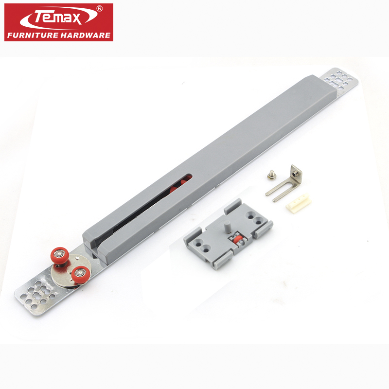 Temax Cabinet Door Window Soft Close Sliding Door Roller Hardware Damper Buffer M939B China new style in 2016 4pcs naierdi c serie hinge stainless steel door hydraulic hinges damper buffer soft close for cabinet kitchen furniture hardware